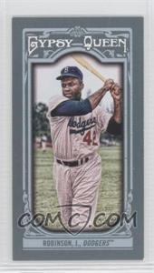 2013 Topps Gypsy Queen Mini #260.2 - Jackie Robinson