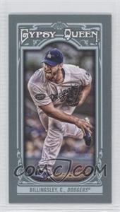 2013 Topps Gypsy Queen Mini #27 - Chad Billingsley