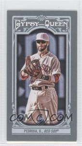 2013 Topps Gypsy Queen Mini #275 - Dustin Pedroia