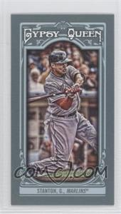 2013 Topps Gypsy Queen Mini #276 - Giancarlo Stanton