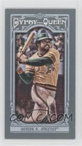 2013 Topps Gypsy Queen Mini #284 - Reggie Jackson