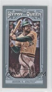 2013 Topps Gypsy Queen Mini #284.2 - Reggie Jackson