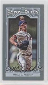 2013 Topps Gypsy Queen Mini #29 - Cole Hamels