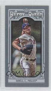 2013 Topps Gypsy Queen Mini #29.2 - Cole Hamels