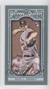 2013 Topps Gypsy Queen Mini #307 - Shelby Miller
