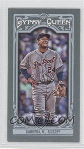 2013 Topps Gypsy Queen Mini #310 - Miguel Cabrera
