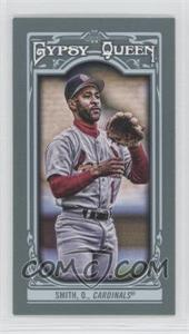 2013 Topps Gypsy Queen Mini #315.1 - Ozzie Smith (Ready to Catch)
