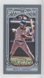 2013 Topps Gypsy Queen Mini #315.2 - Ozzie Smith (Hitting)