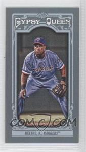 2013 Topps Gypsy Queen Mini #3.2 - Adrian Beltre (blue jersey)