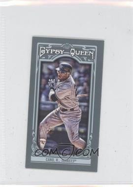 2013 Topps Gypsy Queen Mini #321 - Robinson Cano
