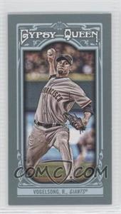 2013 Topps Gypsy Queen Mini #323.1 - Ryan Vogelsong