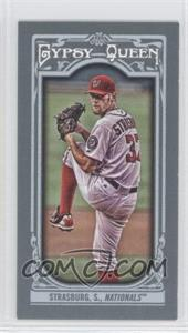 2013 Topps Gypsy Queen Mini #324 - Stephen Strasburg