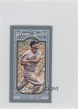2013 Topps Gypsy Queen Mini #330.2 - Ted Williams
