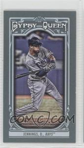2013 Topps Gypsy Queen Mini #337 - Desmond Jennings