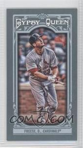 2013 Topps Gypsy Queen Mini #34 - David Freese