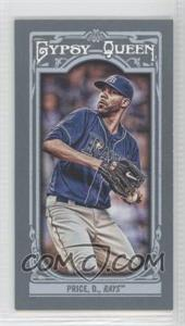 2013 Topps Gypsy Queen Mini #35.2 - David Price