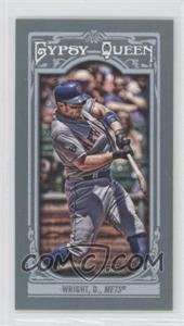 2013 Topps Gypsy Queen Mini #37.2 - David Wright