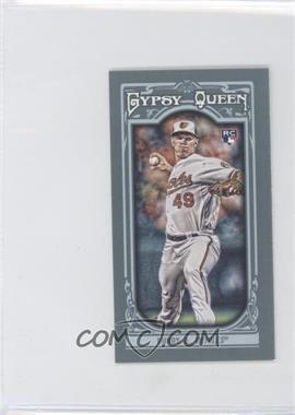 2013 Topps Gypsy Queen Mini #41.1 - Dylan Bundy