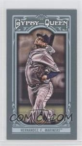 2013 Topps Gypsy Queen Mini #45 - Felix Hernandez