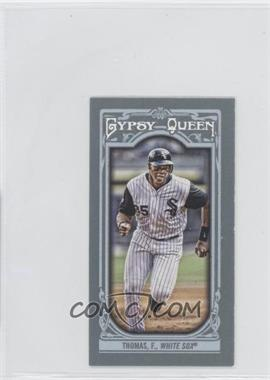 2013 Topps Gypsy Queen Mini #46 - Frank Thomas
