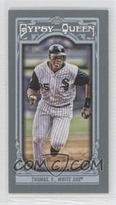 2013 Topps Gypsy Queen Mini #46.2 - Frank Thomas