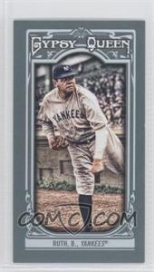 2013 Topps Gypsy Queen Mini #50 - Babe Ruth