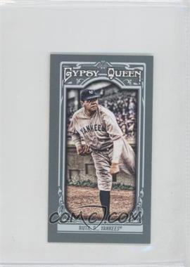 2013 Topps Gypsy Queen Mini #50.1 - Babe Ruth