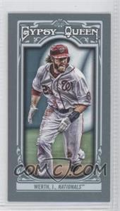 2013 Topps Gypsy Queen Mini #57 - Jayson Werth