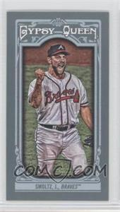 2013 Topps Gypsy Queen Mini #67 - John Smoltz