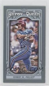 2013 Topps Gypsy Queen Mini #7 - Mike Schmidt