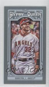 2013 Topps Gypsy Queen Mini #72.2 - Josh Hamilton