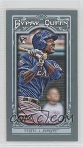 2013 Topps Gypsy Queen Mini #76 - Jurickson Profar