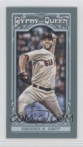 2013 Topps Gypsy Queen Mini #84 - Madison Bumgarner