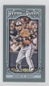 2013 Topps Gypsy Queen Mini #85 - Manny Machado