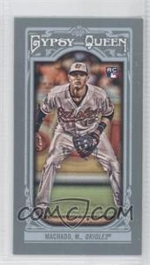 2013 Topps Gypsy Queen Mini #85.2 - Manny Machado