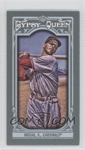 2013 Topps Gypsy Queen Mini #87 - Stan Musial