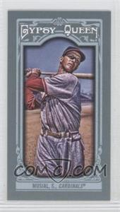 2013 Topps Gypsy Queen Mini #87.2 - Stan Musial
