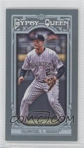 2013 Topps Gypsy Queen Mini #97.1 - Troy Tulowitzki