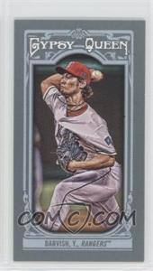 2013 Topps Gypsy Queen Mini #99 - Yu Darvish
