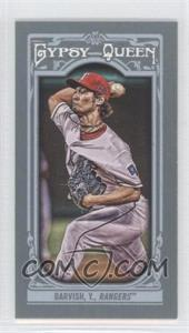 2013 Topps Gypsy Queen Mini #99.2 - Yu Darvish