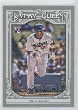 2013 Topps Gypsy Queen National Convention National Convention [Base] #NCC-YP - Yasiel Puig