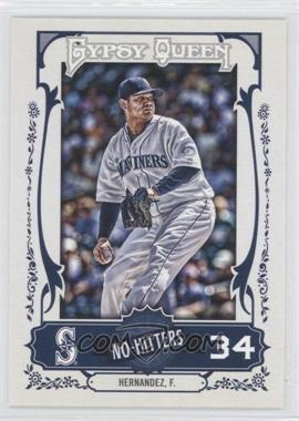 2013 Topps Gypsy Queen No-Hitters #NH-FH - Felix Hernandez