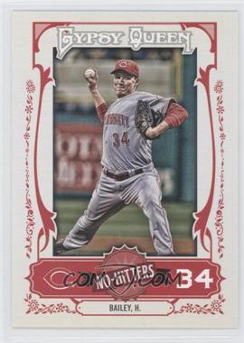 2013 Topps Gypsy Queen No-Hitters #NH-HB - Homer Bailey