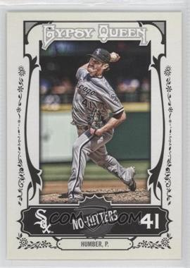 2013 Topps Gypsy Queen No-Hitters #NH-PH - Philip Humber