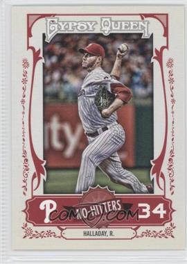 2013 Topps Gypsy Queen No-Hitters #NH-RH - Roy Halladay