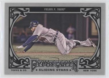 2013 Topps Gypsy Queen Sliding Stars #SS-PF - Prince Fielder