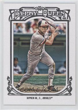 2013 Topps Gypsy Queen White Framed #120 - Cal Ripken Jr.