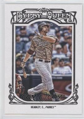 2013 Topps Gypsy Queen White Framed #193 - Chase Headley