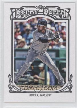 2013 Topps Gypsy Queen White Framed #247 - Jose Reyes