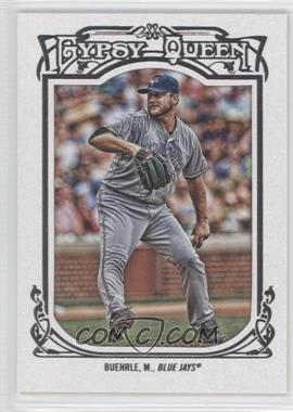 2013 Topps Gypsy Queen White Framed #255 - Mark Buehrle
